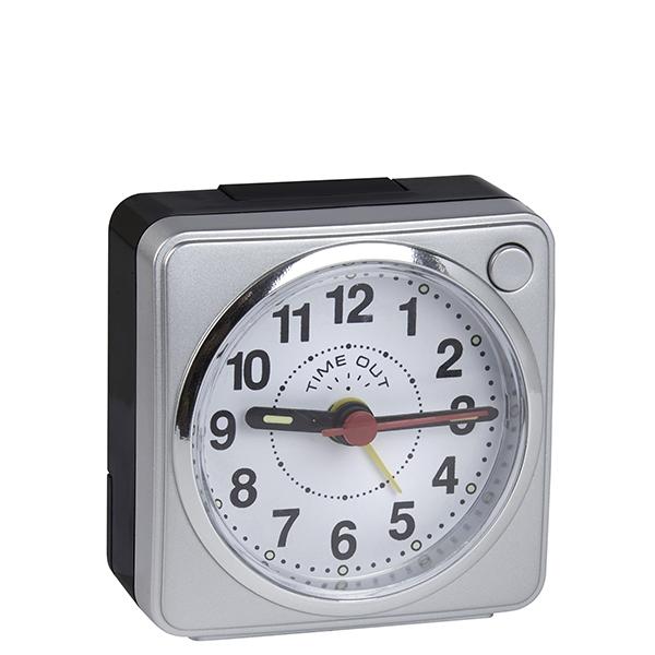 שעון מעורר מרובע קטן