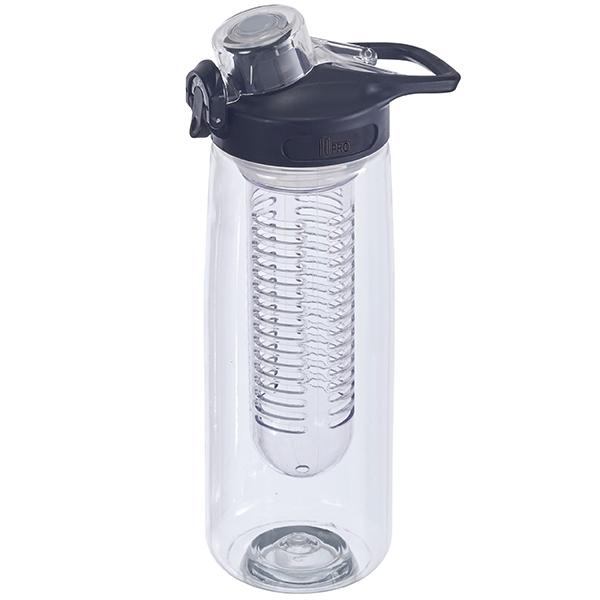 """""""אקו"""" בקבוק ספורט עם פילטר לפירות מבית H2O"""