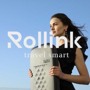 Rollink רולינק - מותג המזוודות החכמות והדקות בעולם